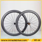 Hot selling 2014 Aero 25rim width carbon wheeks,road bicycles carbon wheels