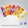 plastic frozen food packaging for dumpling