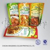 Food packaging, Plastic Bag, Standing Pouch for Sauce