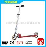 YTA-820,Hotselling and foldable aluminum push scooter