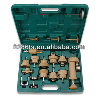 TY9001 auto tools,Radiator Pressure Tester Kit Test for Internal and External Leaks
