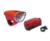 elastic paint waterproof led bicycle light
