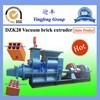 Good product for manual brick plant, DZK28 vacuum clay brick machine