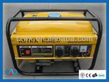 Standard 2kw-6kw portable gasoline generator honda engine