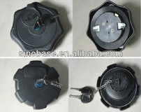 fuel tank cap with lock