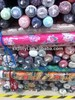 many designs stock lot of fabric 100%polyester chiffon fabric textile manufacturing