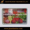 14'' melamine long tray