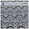 High quality lace fabric in rolls nylon cotton lace fabric for dress corde satin