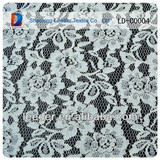 2014 fashion cord lace fabric/eyelash cord lace fabric for girls dresses