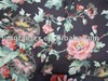 100% Cotton printed fabric for Garment