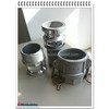 camlock coupling for PVC layflat hoses