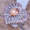 Latest gold finger ring designs gemstone ring turkish jewelry