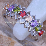small gemstone rings eternal love ring girls favorite rings
