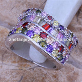 special beautiful forefinger rings dear ring love hope faith ring