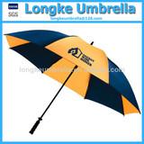 Fiberglass Frame Straight Golf Umbrella