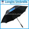 Double Ribs Manual Golf Umbrella