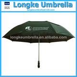 Folded Windproof Golf Umbrella