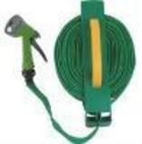 15M roll PVC flat hose w/watering sprayer set