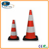 PVC Traffic Cone with Black Base
