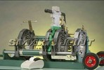 CNC Automatic Butt Welding Machine