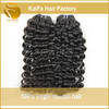 Excellent Texture Grade 5A cheap weft brazilian curly hair extensions