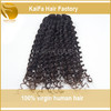 Full Of Stock Guangdong Wholesale Supplliers brazilian curly human hair weft