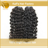 Wholesale Hair No Shedding Tangle Free brazilian curly virgin hair weave