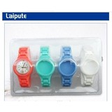 china factory jelly watch exchangeable band silicon watch nice gift watch for kid