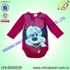 new design wholesale newborn baby clothing babies bodysuit