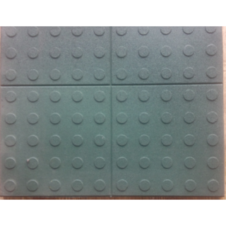 recycled rubber tile