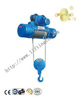CD1electric wire rope hoist 0.5t-30t,ON SALES