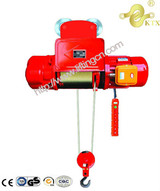 CD1 Wire rope electric hoist(0.5T, 1T, 2T, 3T, 5T, 10T, 16T, 20T, 25T, 32T)