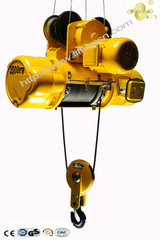 CD1 electric wire rope hoist(0.5t, 1t, 2t, 3t, 5t, 10t, 16t, 20t, 25t, 32t)
