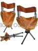 fishing stool easy to take beach with sample