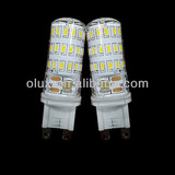 G9 5W,3.5W,3W SILICON LED Lamp, G9 SMD lamp