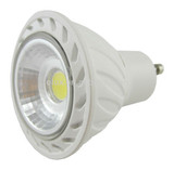 8W COB GU10 LED Spotlight,GU10 8W COB dimmable, aluminum cup
