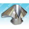 Round forming collar/forming shoulder for form fill seal machine