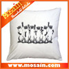 Personality Unique Pattern Design Adult Car Seat Decorative Pillow