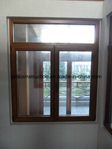 Wood Aluminum Compound Window (TS-398)