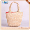 hand woven straw totes