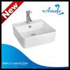 Modular homes sanitary ware art basin counter top wash basin
