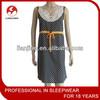 chiffon sleeveless nightgown