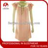 chiffon traditional nightgown
