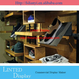 High quuality shoe store shoe display stand/shoe display rack