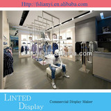 Retail Furniture Shop Fitting For Clothing Store display rack