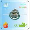 New Item GU10 3W COB Lamp Cup,AC 85V-265V,CCC,CE,ROHS,Competitive Price