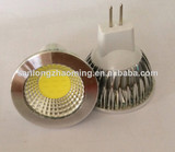 New cheap cob 5w dimmable lamp cup mr16