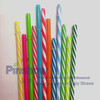 BPA Free Reusable hard plastic drinking straw