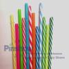 BPA Free Reusable hard plastic drinking straw
