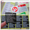 2014 Cheap pvc sticker,sticker printing, digital print labels ,custom label sticker, handmade pvc stickers